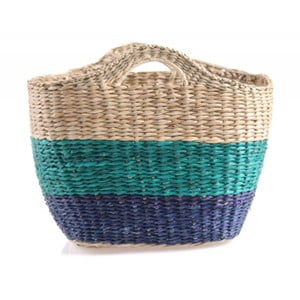 Úložný košík z morskej trávy Slowdeco Greece