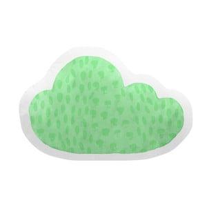 Vankúš Pooch Raindrops Nubes, 48x32cm