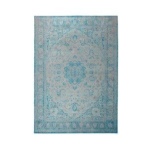 Modrý koberec White Label Chi, 160 x 231 cm