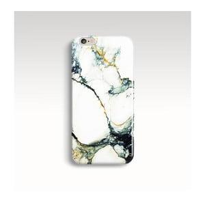 Obal na telefón Marble Gold pre iPhone 6+/6S+