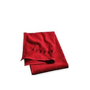Uterák na tvár Esprit Solid 16x21 cm, červená