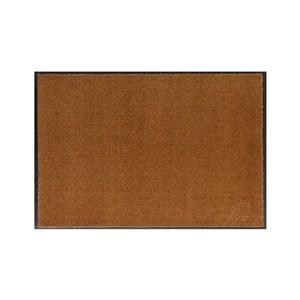 Karamelovohnedá rohožka Hansa Home Soft and Clean, 39 x 58 cm