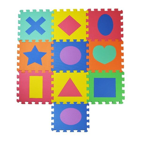 Detská podložka/puzzle na hranie Jocca