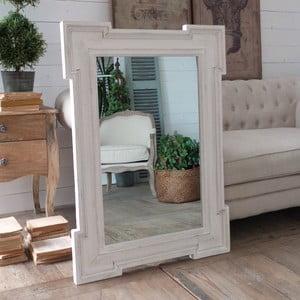 Zrkadlo White Antique, 75x105 cm