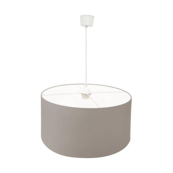Závesné svietidlo Taupe White Inside