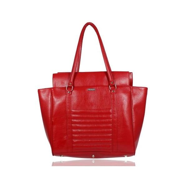 Červená kabelka Dara bags Futurio Extended