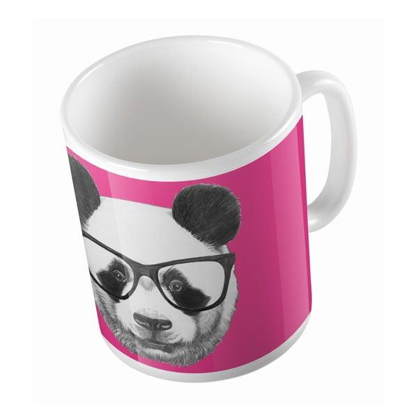 Keramický hrnček Cool Panda, 330 ml