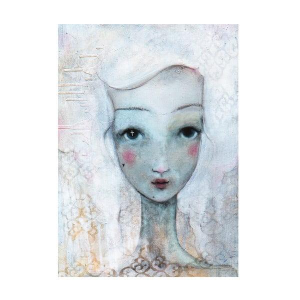 Autorský plagát od Lény Brauner Ze sadu, 46x60 cm