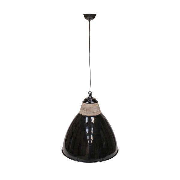 Čierne závesné svetlo Canett Base Pendant