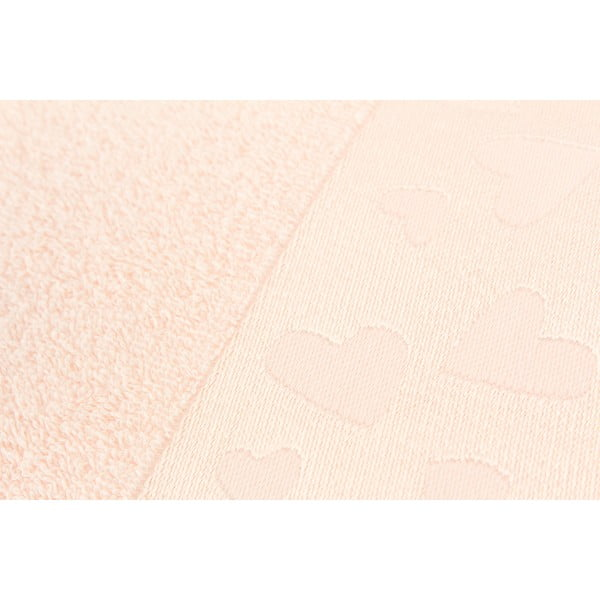Sada 2 uterákov Kalp Salmon, 50x90 cm