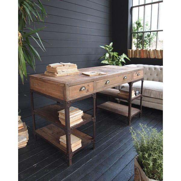 Pracovný stôl Natural Vintage Desk