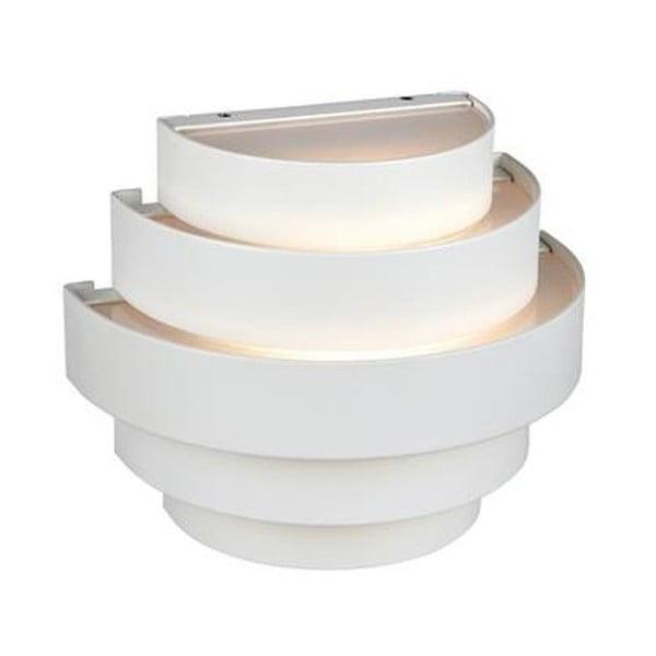 Záhradné svetlo Etage White