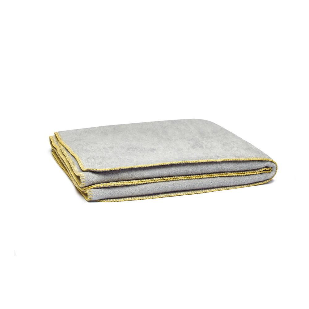 Sivá deka Mumla, 150 x 200 cm