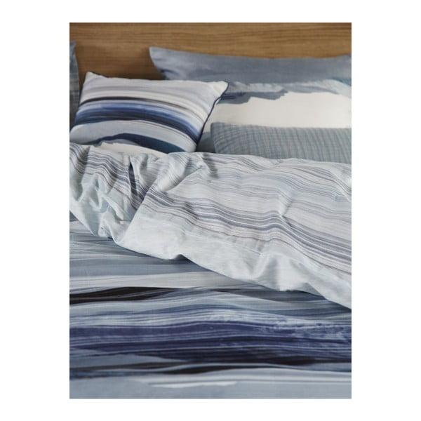 Obliečky Essenza Mooa, 135x200 cm, modré