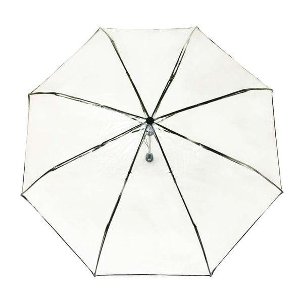 Transparentný skladací dáždnik Susino Nada