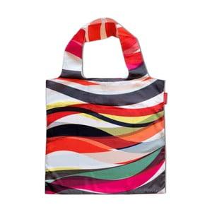 Skladacia nákupná taška Remember Wave, 19 l
