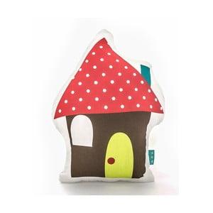 Bavlnený vankúšik Mr. Fox Happy Homes 40 x 30 cm