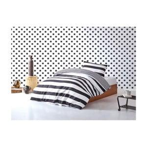 Obliečky s plachtou na jednolôžko Reterro Swanson, 160 × 220 cm
