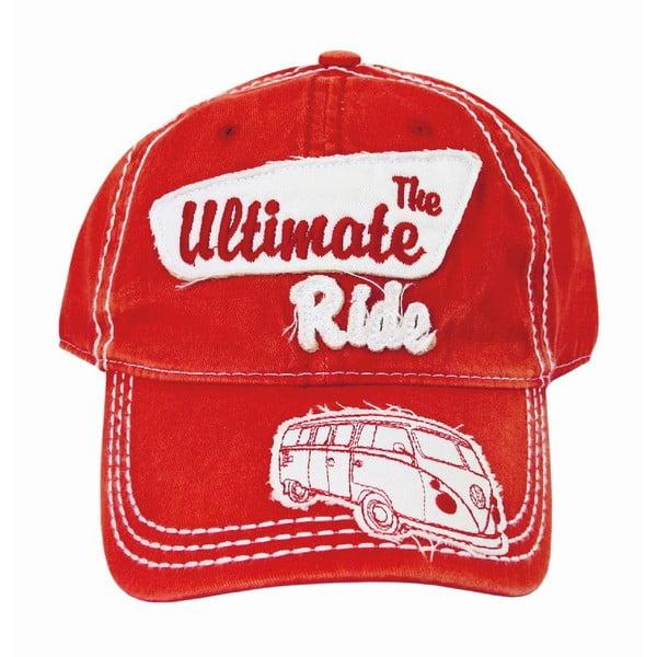 Baseballová čiapka The Ultimate Ride, červená