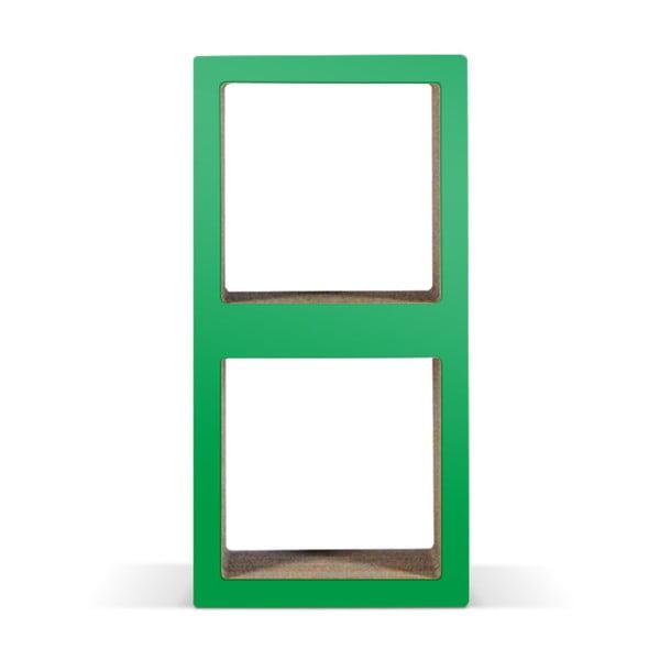 Malá kartónová knižnica Bit Due Green
