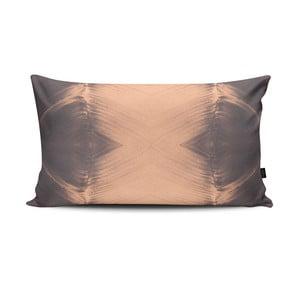 Vankúš Antimony II Grey Pink, 47x28 cm