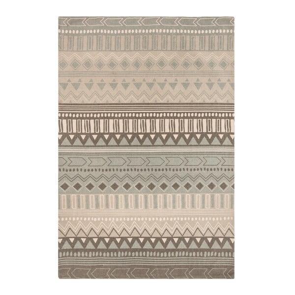 Koberec Asiatic Carpets Onix Tribal Grey, 120x170 cm