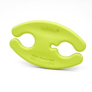Zelená spona na káble Bobino Cord Wrap, S