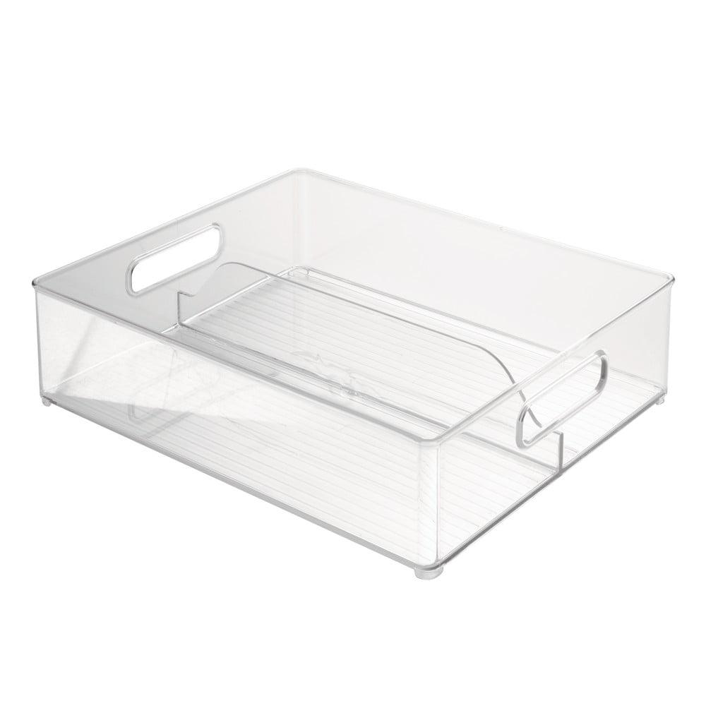 Úložný systém do chladničky InterDesign Fridge, 30 × 37 × 10 cm