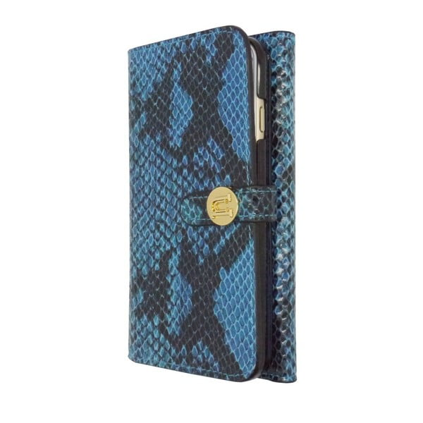 Obal na iPhone6 Wallet Snake Blue