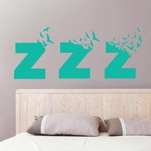 Dekoratívna samolepka na stenu Sleep Birds