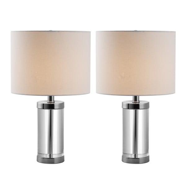 Sada 2 stolových lámp Safavieh Talyor