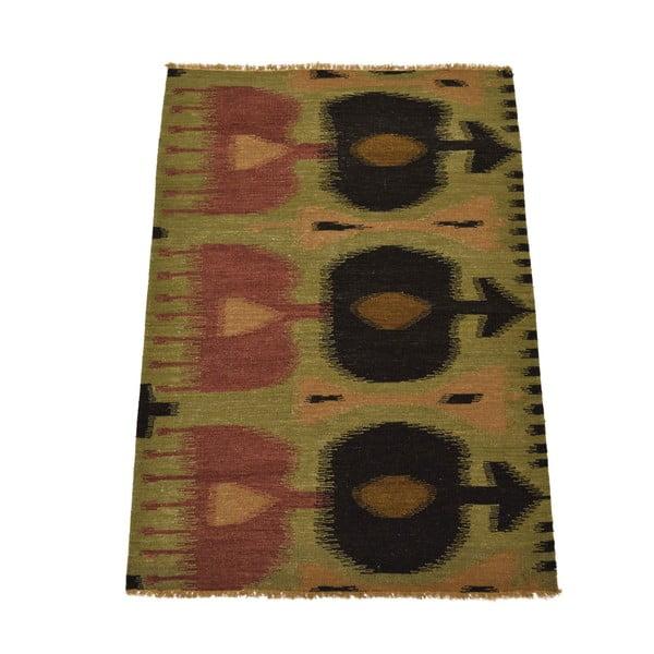 Ručne tkaný koberec Kilim 76, 140x200 cm