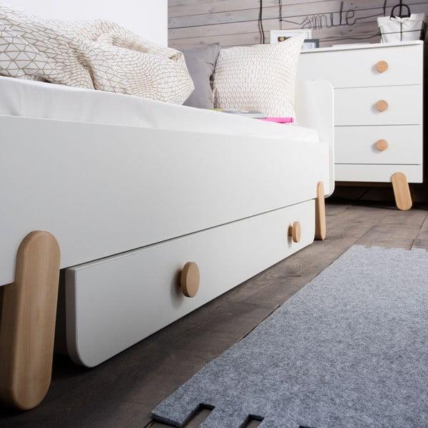 Zásuvka pod posteľ Pinio I'ga, 90×200cm