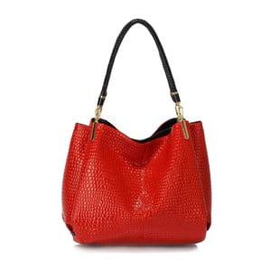 Červená kabelka L & S Bags Reign