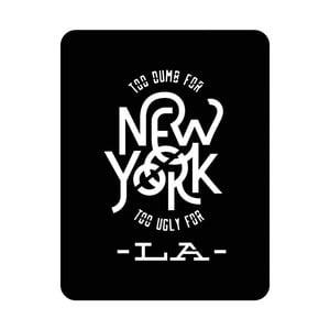 Nástenná svetelná dekorácia New York, 67 × 82 cm