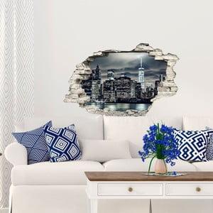 Samolepka na stenu Ambiance New York, 60×90 cm