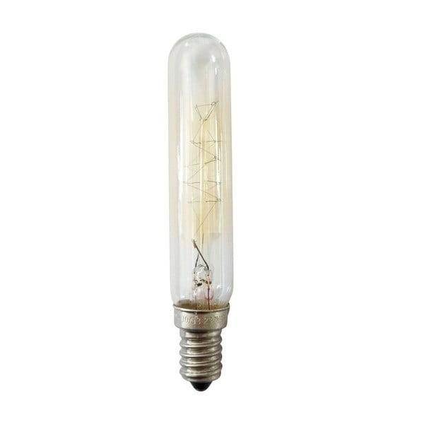 Vintage žiarovka 10-CLEAR T20 E12 40W