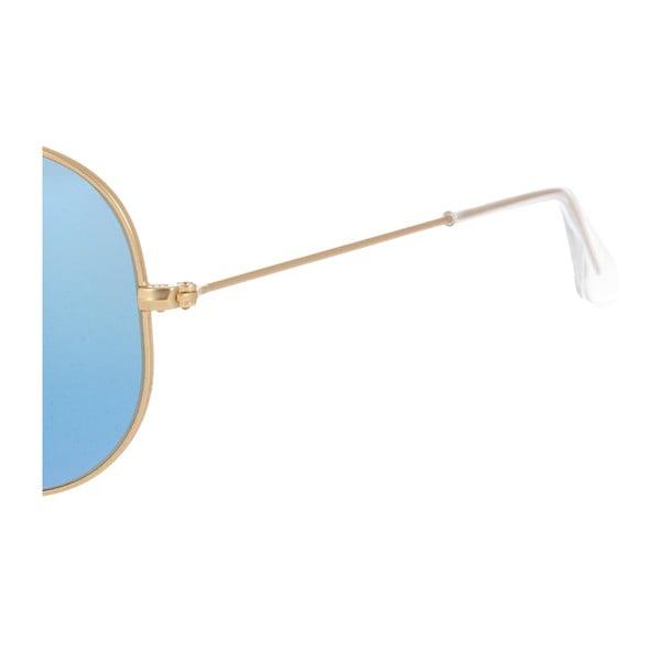 Unisex slnečné okuliare Ray-Ban 3025 Blue/Gold