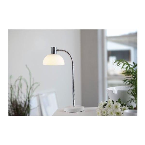 Stolová lampa Herstal Vienda Glass