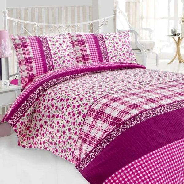 Obliečky Pelin Pink, 200x230 cm