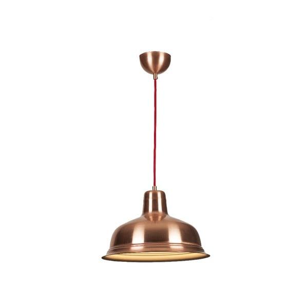 Stropné svetlo Bell Copper