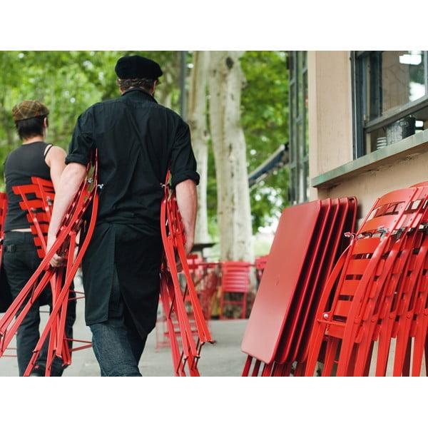 Sada 2 lila skladacích stoličiek Fermob Bistro