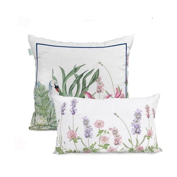 sada 2 bavlnen ch oblie ok na vank hf living springwater bonami. Black Bedroom Furniture Sets. Home Design Ideas