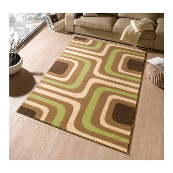 Koberec Hanse Home Hamla William Green, 160 x 230 cm