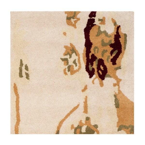 Vlnený koberec Grant, 121x182 cm