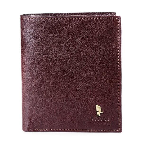 Kožená peňaženka Reggio Puccini