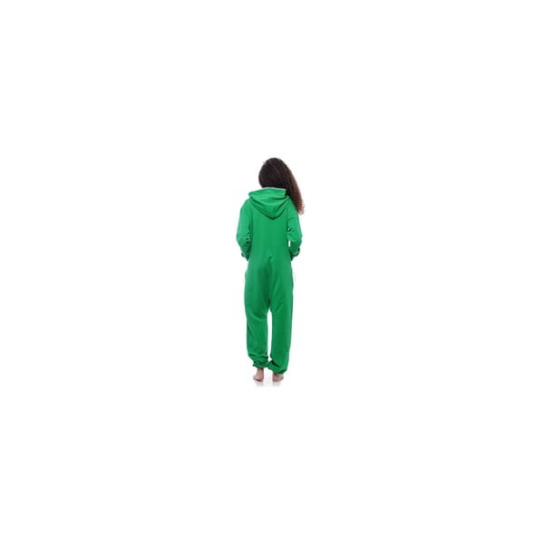 Unisex domáci overal Streetfly Thin Green, veľ. S
