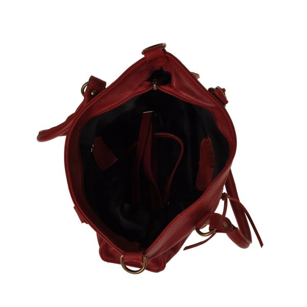 Kabelka Pansy Red