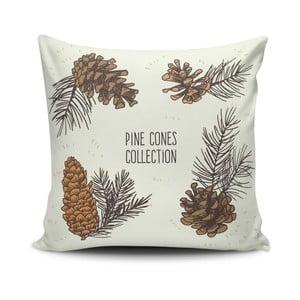 Vankúš s prímesou bavlny Cushion Love Lesso, 45 × 45 cm