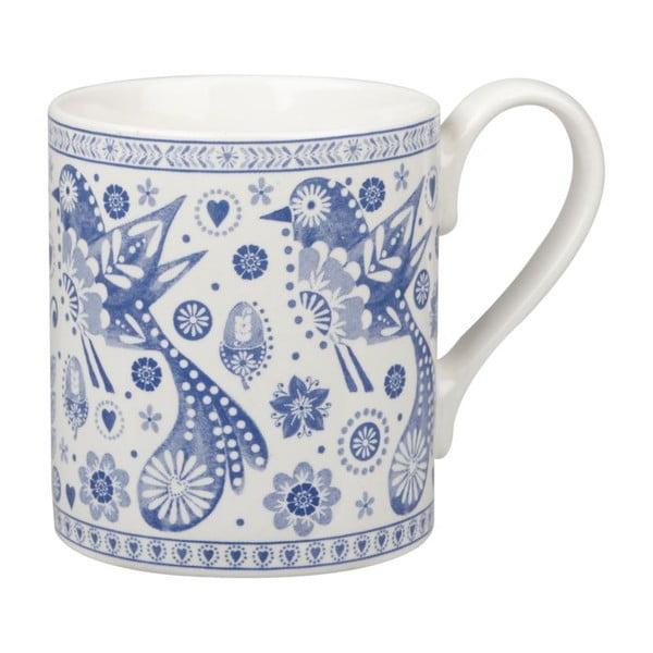 Sada 4 hrnčekov Penzance Blue Mug, 250 ml
